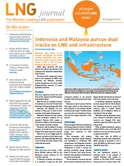LNG journal 2012 July August
