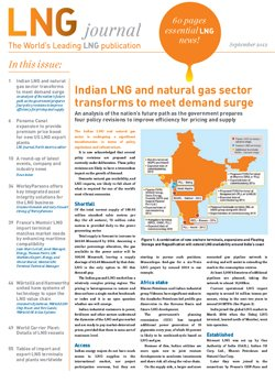 LNG journal 2012 September