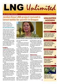 LNG Unlimited – 21 February 2017
