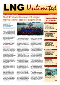 LNG Unlimited – 20 December 2016